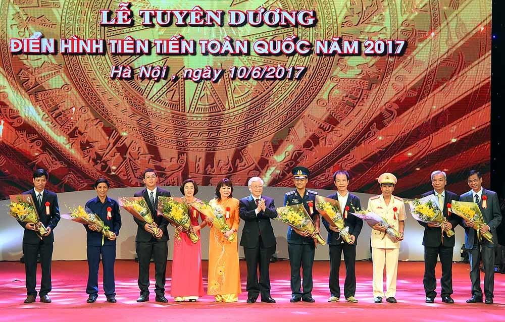 Tổng Bí Thư, Nguyễn Phú Trọng