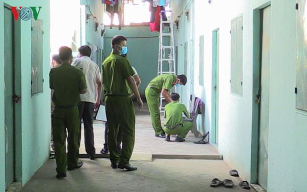 Bắt nghi phạm sát hại nữ công nhân vì bị từ chối yêu
