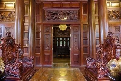 nhà gỗ lim, gỗ quý, gỗ lim, nhà cổ,