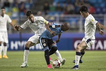 U20 Uruguay vs U20 Italia: Danh hiệu an ủi