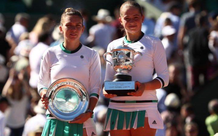 Roland Garros, Jelena Ostapenko, pháp mở rộng