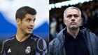 MU tậu Morata: Vũ khí hủy diệt của Mourinho