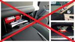 Những đồ dùng tuyệt đối không để trong ô tô khi trời nóng