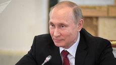 """Tổng thống Putin """"lên chức"""""""