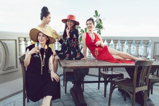 Hà Kiều Anh, Lý Quí Khánh, sao Việt