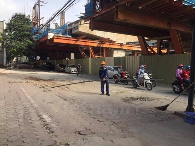 đường sắt đô thị, đường sắt Nhổn - ga Hà Nội