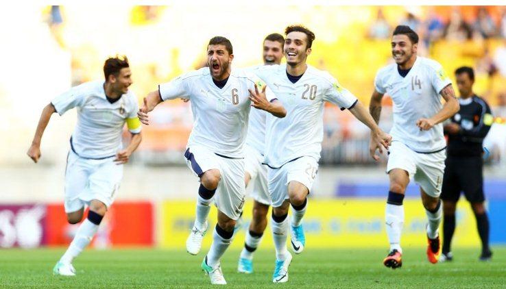 Thắng 'đấu súng', U20 Italia giành hạng Ba U20 World Cup 2017