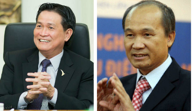Sacombank, Dương Công Minh, Đặng Văn Thành, LienVietPostBank, Thành Thành Công, Trầm Bê, Sacomreal, nợ xấu ngân hàng