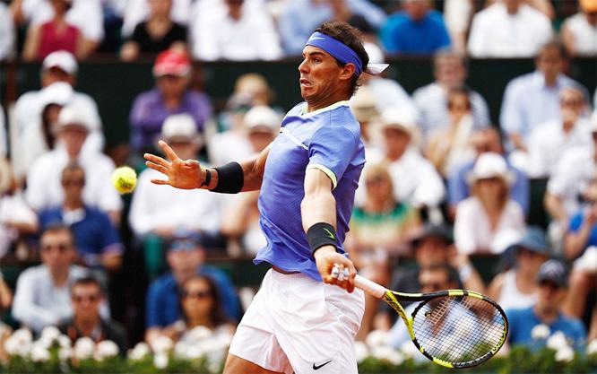 Nadal, Wawrinka, Roland Garros, Pháp mở rộng, tennis, quần vợt