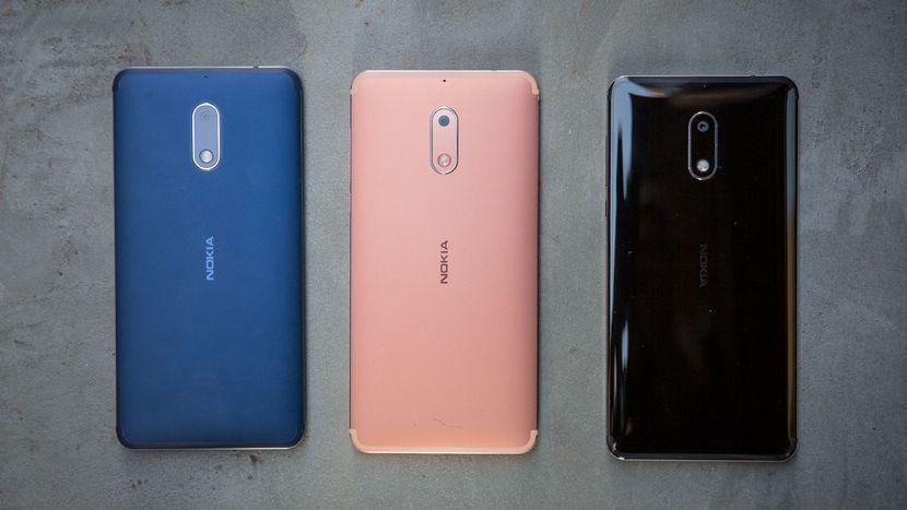 Nokia tái xuất thị trường smartphone VN với Nokia 6