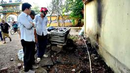 Hải Dương: Sư trụ trì chết cháy trong chùa