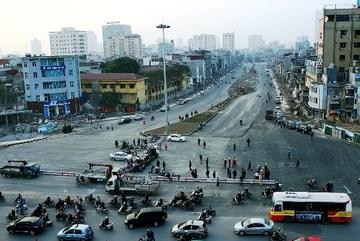 Hà Nội: Xin làm đường 'đắt nhất hành tinh', hơn 3.000 tỷ/km