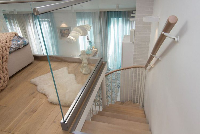 căn hộ chung cư, trang trí căn hộ nhỏ, nội thất