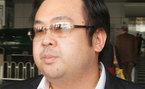 'Kim Jong Nam' cầm một túi tiền khi bị sát hại