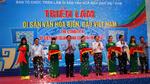 Triển lãm Di sản biển đảo Việt Nam