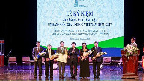 Ủy ban quốc gia UNESCO Việt Nam đạt được những thành tựu quan trọng