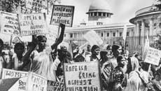 Vụ cưỡng hiếp làm thay đổi luật pháp Ấn Ðộ