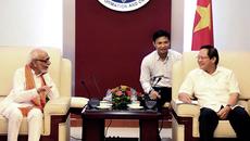 Tăng cường ngoại giao nhân dân giữa Việt Nam - Ấn Độ