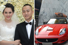 Thú vui xa xỉ của đại gia Dương Kon- chồng siêu mẫu Ngọc Thạch