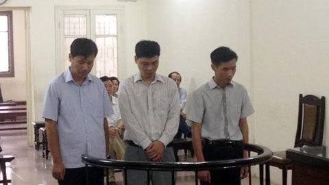 Dân tố giác, nguyên Phó chủ tịch phường Trung Tự lĩnh án