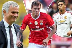 """Mourinho thẳng tay loại """"ông kễnh"""", Costa làm loạn Chelsea"""
