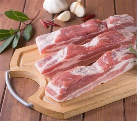 món ngon, món ngon mỗi ngày, thịt lợn, thịt ba chỉ