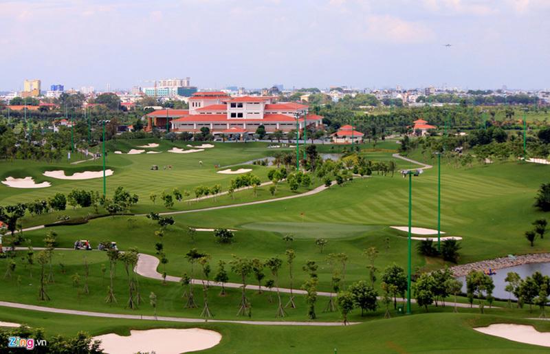 Lợi ích kinh tế của sân golf đến đâu?