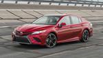 Camry 2018 - nỗ lực của Toyota trong thời đại SUV