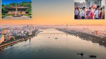 Hình ảnh Triều Tiên sạch, đẹp lung linh