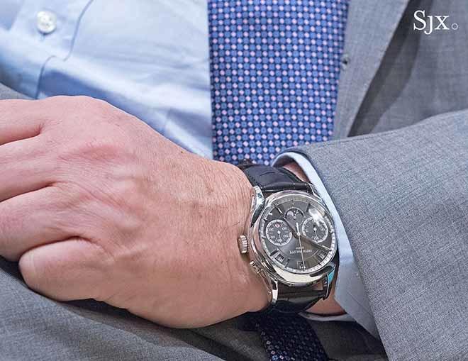 Đồng hồ của ông Putin được bán đấu giá 36 tỷ đồng?