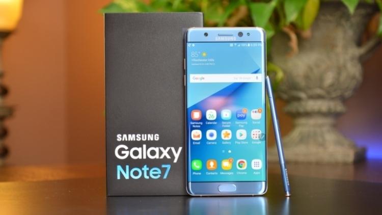 Galaxy Note 7 'tân trang' có giá cao ngất 14 triệu đồng