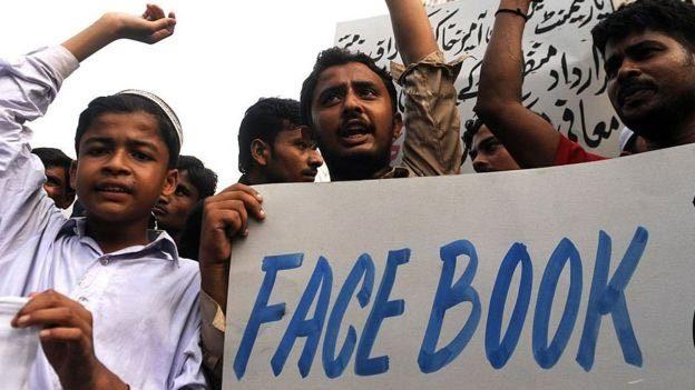 Facebook, mạng xã hội, tử hình