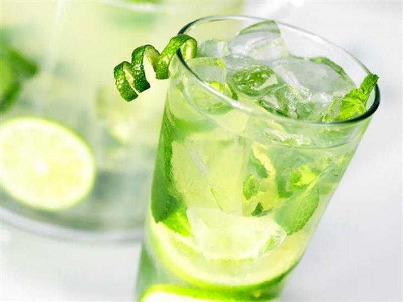 nước chanh,uống nước chanh,hệ tiêu hóa,giảm cân nhanh