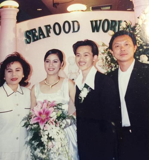 Hoài Linh, Dương Triệu Vũ, sao việt