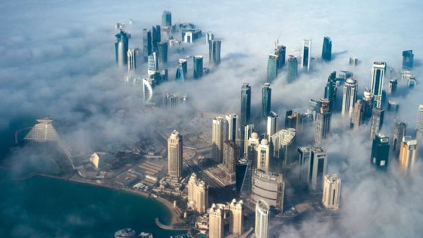 Vùng Vịnh, Qatar, khủng hoảng ngoại giao