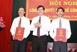 Nhân sự mới TP.HCM, Đắk Nông, Sơn La