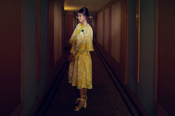Hình ảnh ít thấy của Hoa hậu Phạm Hương