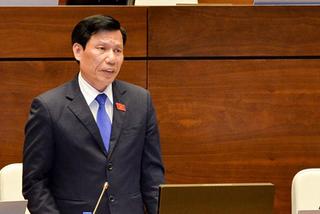 Bộ trưởng Nguyễn Ngọc Thiện nhận trách nhiệm trước QH