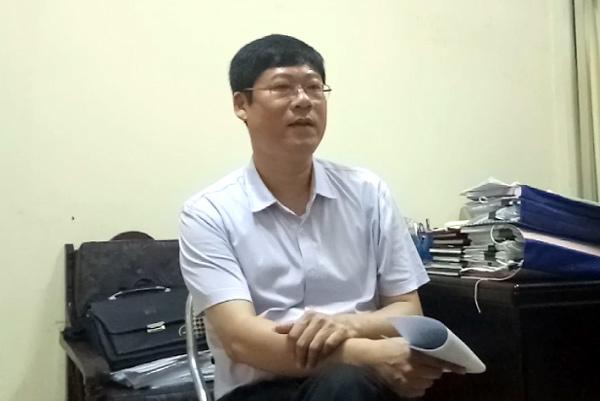 Trưởng phòng Bảo vệ chính trị nội bộ tỉnh không có bằng cấp 3