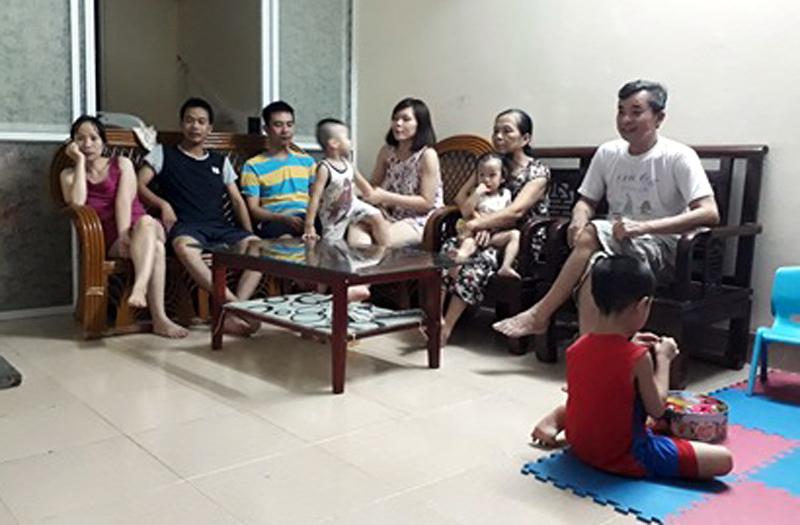 gia đình hạnh phúc,mẹ chồng nàng dâu