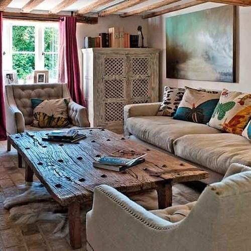 nhà đẹp, thiết kế nhà, trang trí nhà phong cách đồng quê