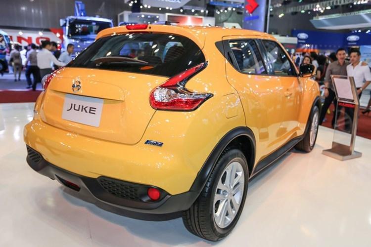 Soi 'xế khai tử' Nissan Juke giá hơn 1 tỷ tại Việt Nam