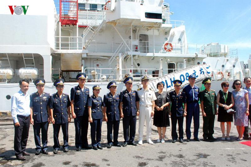 tàu tuần tra, tàu Nhật Bản