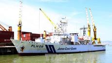 Tàu tuần tra của Nhật Bản lần đầu đến Đà Nẵng