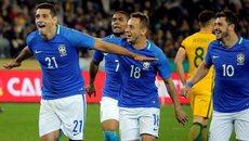 Ghi bàn ở giây thứ 12, Brazil hủy diệt Australia