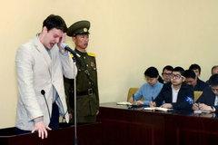 Triều Tiên trả tự do cho sinh viên Mỹ