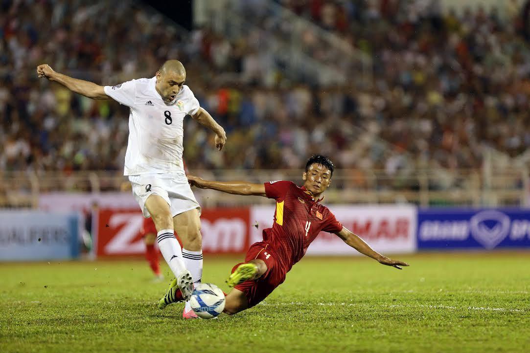 ĐTVN,HLV Hữu Thắng,ĐTVN vs Jordan,vòng loại Asian cup 2019