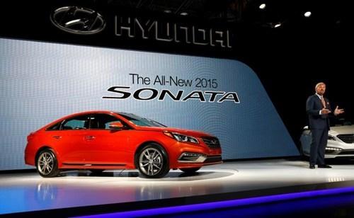 Gần 600.000 xe Hyundai Sonata, Genesis, SantaFe dính lỗi