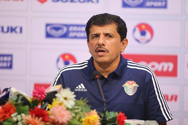 HLV Jordan,Công Phượng,Văn Lâm,tuyển Việt Nam,Asian Cup 2019