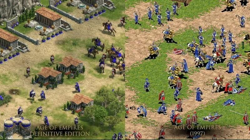 Age of Empires, game 'Đế chế' huyền thoại đã trở lại